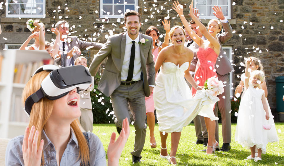 videos de boda en 360 grados realidad virtual