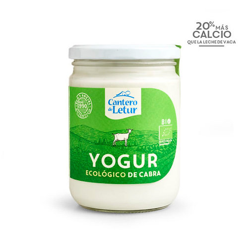 Yogur de cabra (420 g)