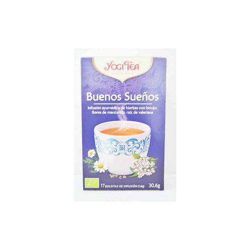Yogi Tea Buenos Sueños (30,6 gr)
