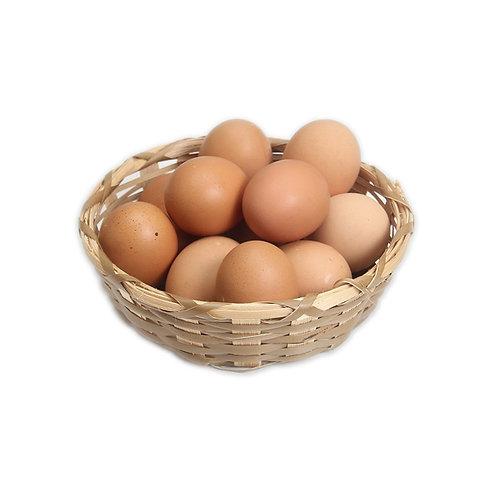 1/2 Docena de huevos ecológicos