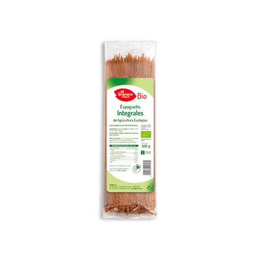 Espaguetis de trigo integrales ( 500 gr)