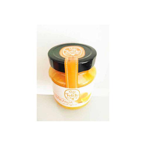 Mermelada de naranja con sirope de ágave (260 g)