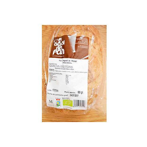 Pan integral de trigo (500 gr)