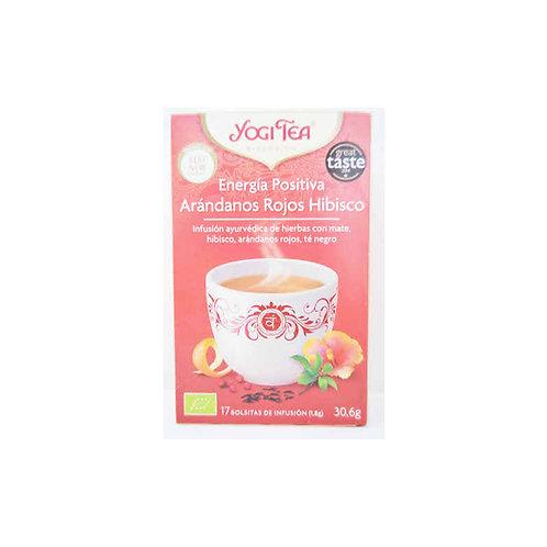 Yogi Tea Energía Positiva (30,6 gr)