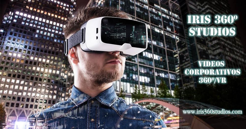 Iris 360 Studios, videos publicitarios 360 grados realidad virtual