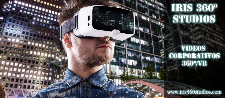 Las ventajas de los Vídeos Promocionales 360º/RV