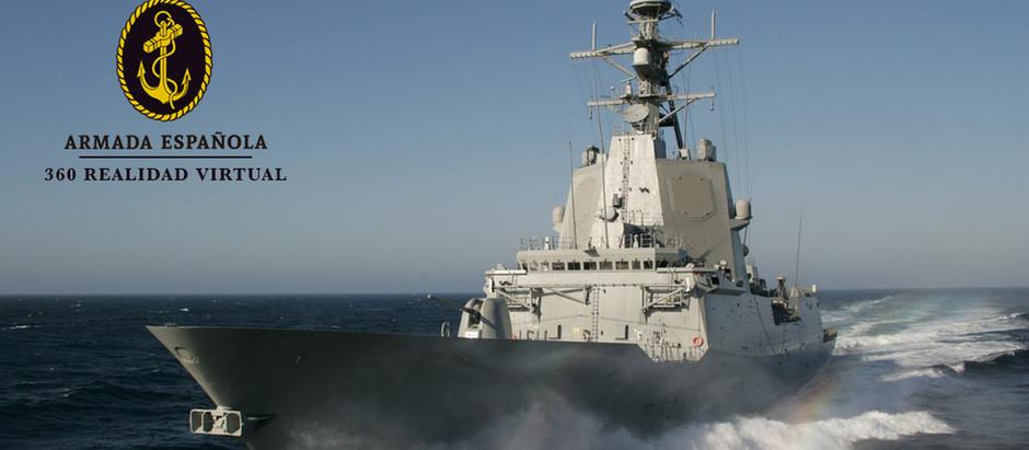Armada Española 360º Realidad Virtual | Iris 360 Studios