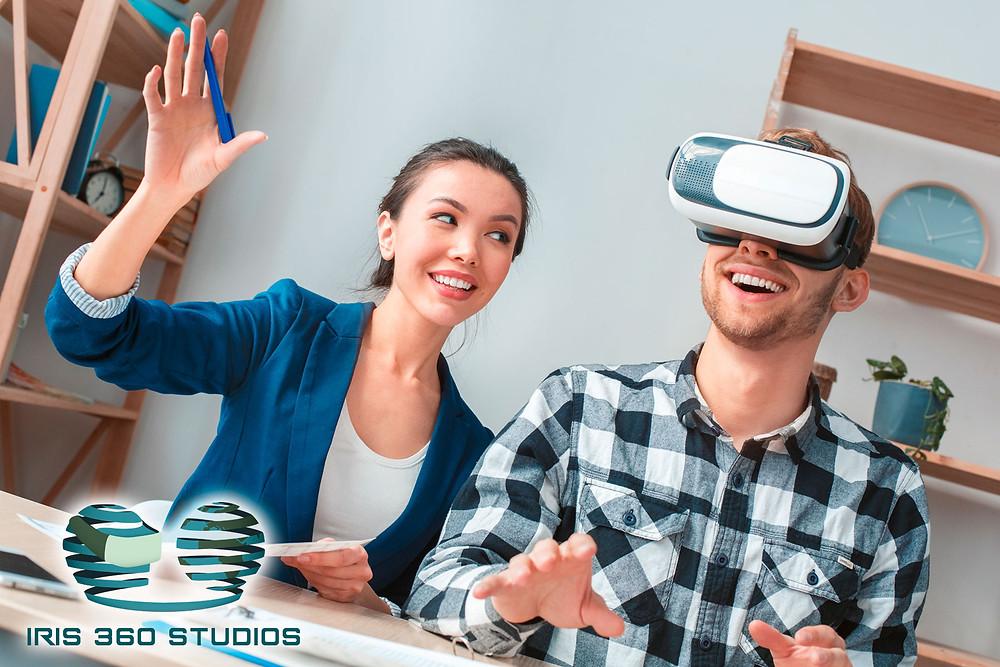 realidad virtual inmobiliarias