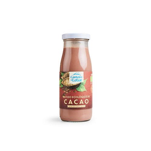 Batido de Cacao Semi. Cantero de Letur (500 ml)