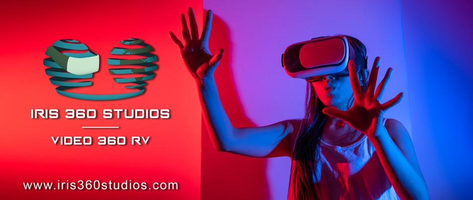 Producción de vídeos 360 Realidad Virtual: Iris 360 Studios
