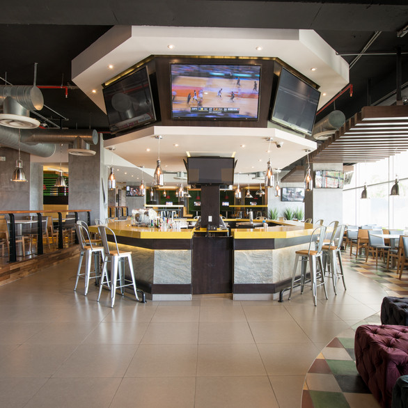 Sport Bar - Time Out - Club Union