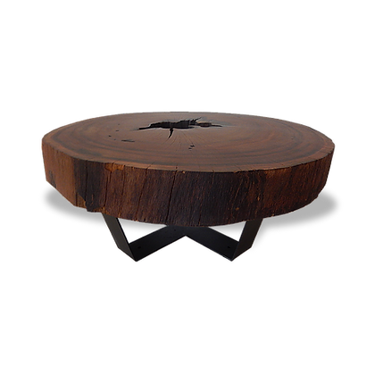 Coffee Table Tree Trunk Shaped - MCT07
