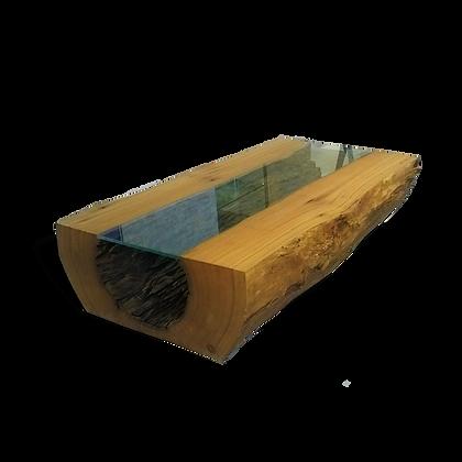 Log / Trunk Organic Coffee Table - MCB04