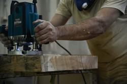 Produção Artesanal Móveis Madeira