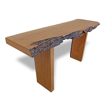 Organic Wooden Console Table - APP04