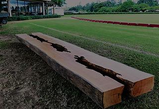 ArboREAL Banco em madeira maciça rústica contemporânea de alta qualidade design exclusivo moderna