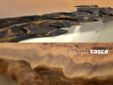Você sabe a diferença entre borda orgânica e borda casca?