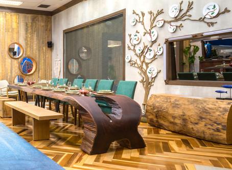 Móveis de madeira ArboREAL em A Fazenda 10 + Conectada