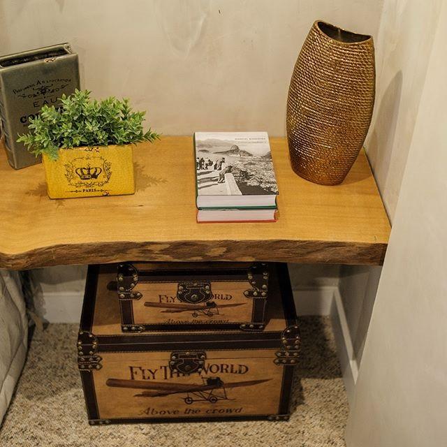 Aparador em madeira maciça de Itaúba ArboREAL