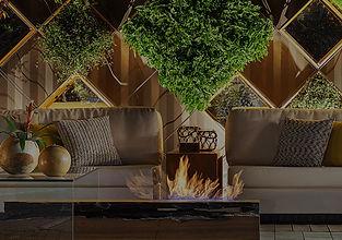 ArboREAL Lareira em madeira maciça rústica contemporânea de alta qualidade design exclusivo moderna