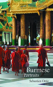 Monks in Yangon