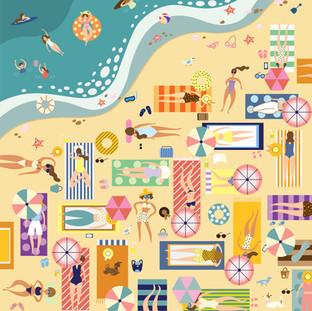 Ann Williams Sticker Design   贴纸设计