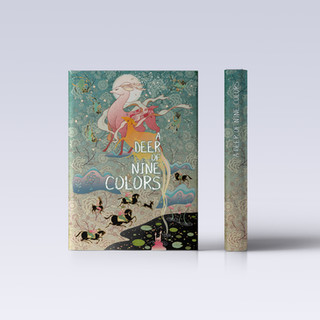 Chinese Fiction Book   九色鹿