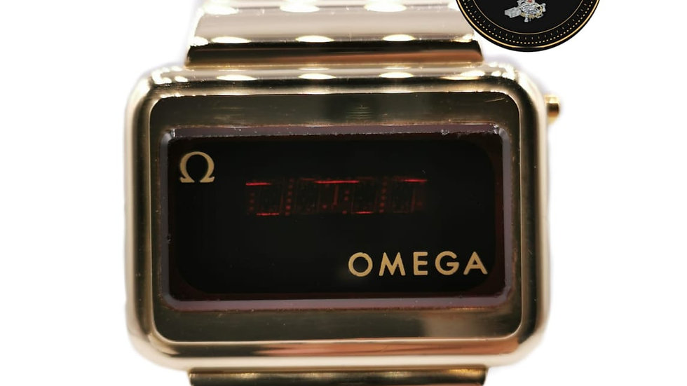 Omega Red Time LCD