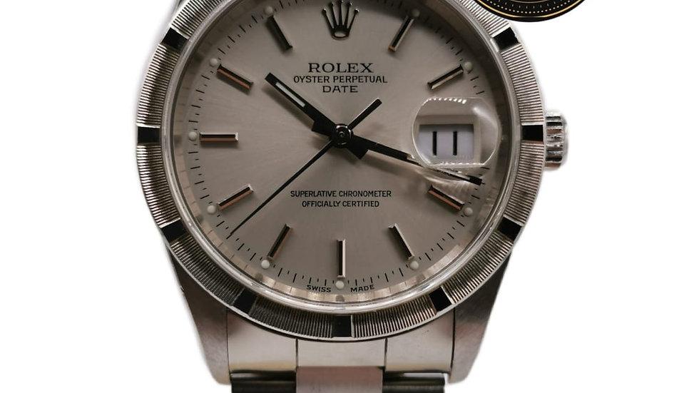 Rolex Oyster Perpetual Date Ref. 15210
