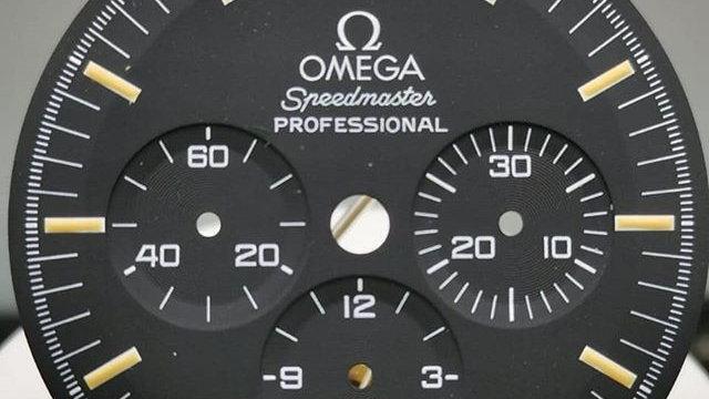 dial omega speedmaster calibre 861