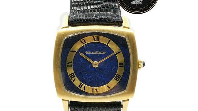 Jaeger Lecoultre lapiz lazuli 9032