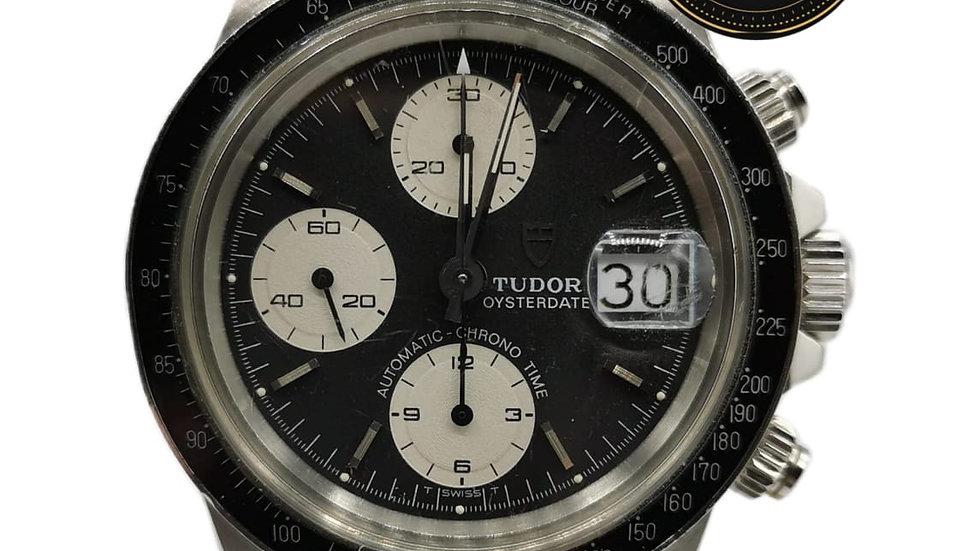 Tudor Oysterdate Big Block Chrono Time