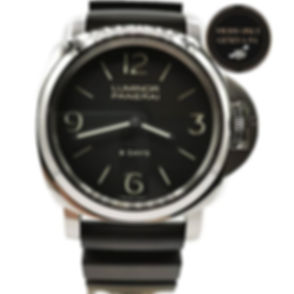 Luminor PANERAI 8 days Calibre. P. 5000