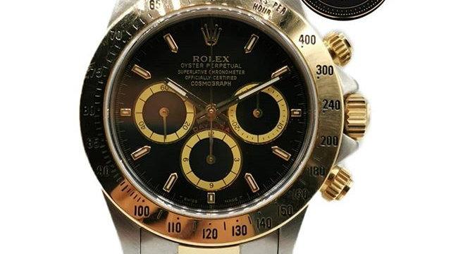 Rolex cosmograph daytona 16523