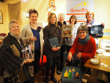 Creatives Peer Support Group - Eastern Perthshire