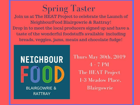 NeighbourFood launched in Blairgowrie & Rattray