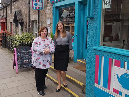 Hettie's Tearoom receives funding for global growth