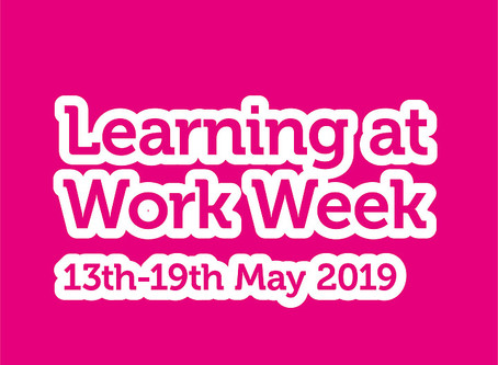 What is Learning at Work Week?