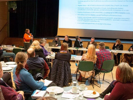 XChange Networking Event, Eastern Perthshire