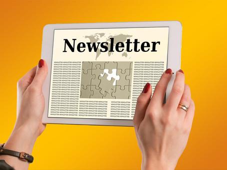 Mailchimp - Let's send a newsletter - Online