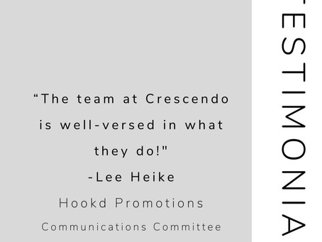 Recent Testimonials: Don't Take Our Word For It