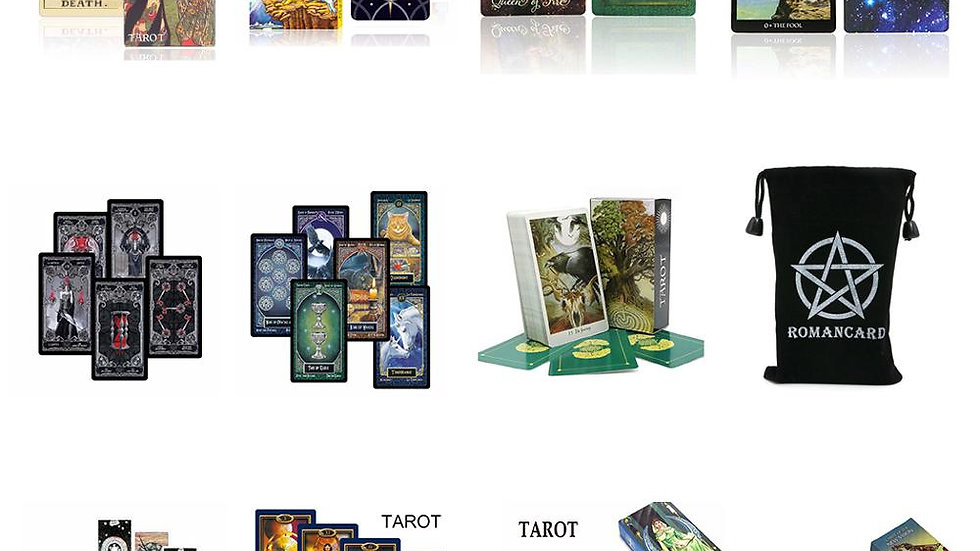 Collectible Tarot Cards