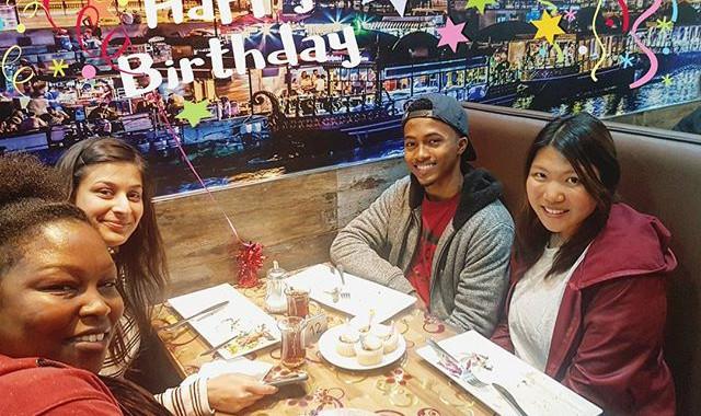 Happy Birthday from the Uni Kebab Team🎈