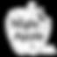 White Night Apple Logo transparent.png