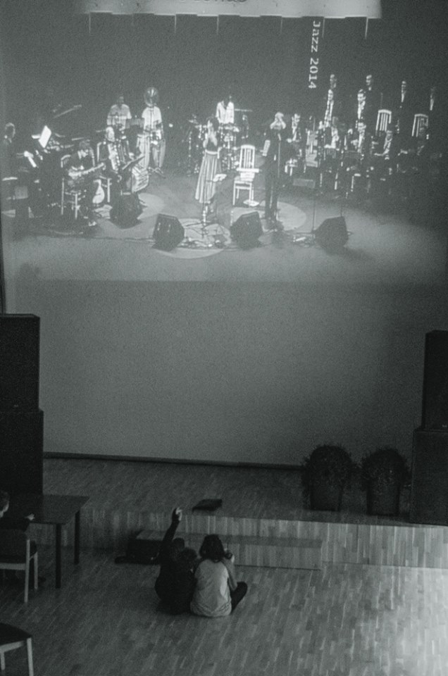 Vilnius Jazz Orchestra at Birstonas Festival        Picture by Ieva Jura
