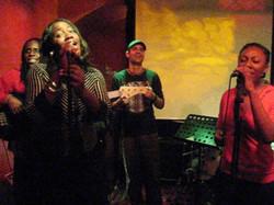 Jam with Keysha Burns