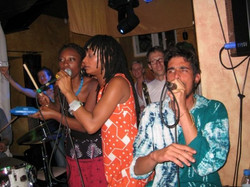 Clazz jam session with Terracota