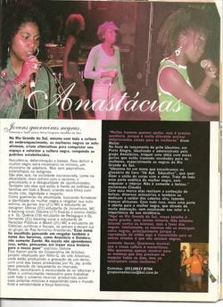 Anastacias- Rap Brasil