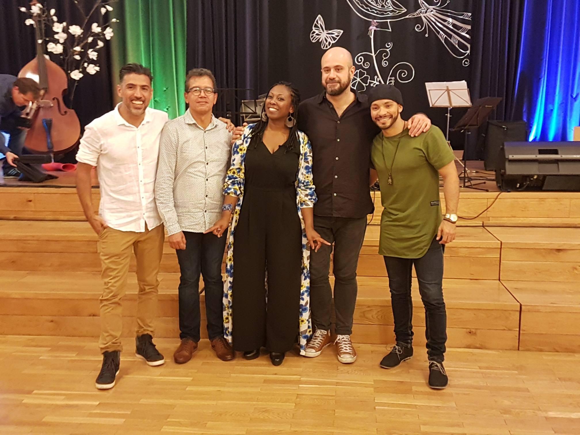 Chorinho night @ Saku Huvikeskus - Duo Obi and guests: Dorian Mori, Guto Lucena and Rodrigo Manfrina