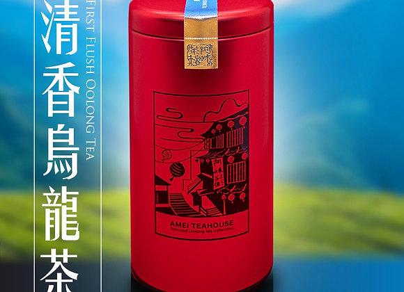 清香烏龍茶First Flush Oolong Tea